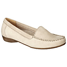 Buy Gabor Columbia Nubuck Loafers Online at johnlewis.com