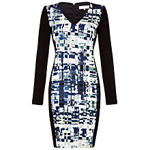 Buy Damsel in a dress Viridus Print Dress, Print Online at johnlewis.com