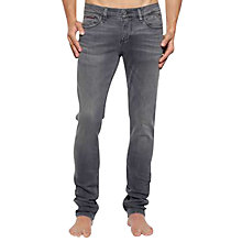 Buy Hilfiger Denim Sidney Skinny Jeans, Seattle Black Used Online at johnlewis.com