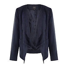 Buy Selected Femme Gloria Blazer, Dark Navy Online at johnlewis.com