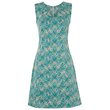 Buy People Tree Lexie Dress, Green Online at johnlewis.com
