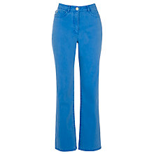 Buy Zaffiri Lucilla Bootcut Jeans, Middle Blue Online at johnlewis.com