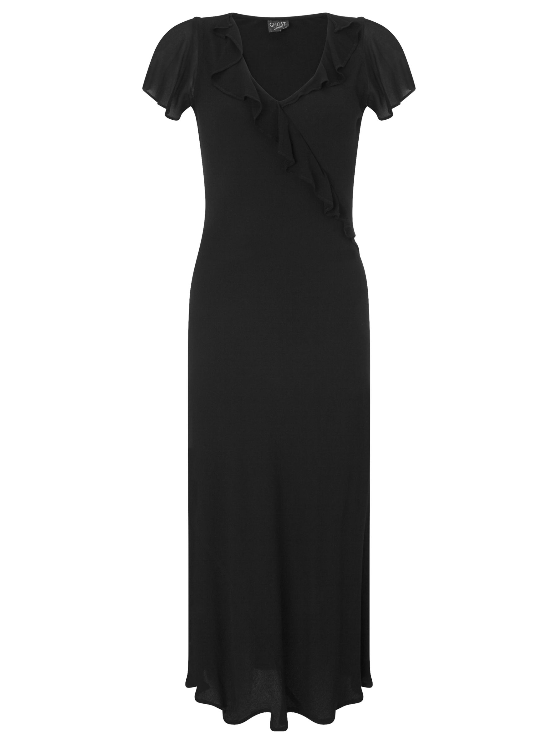 ghost karen dress black, ghost, karen, dress, black, xs|s|m|l, women, womens dresses, 1879792