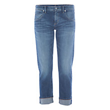 Buy A Gold E Isabel Boyfriend Jeans, Blue Online at johnlewis.com