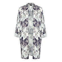 Buy Selected Femme Loose Blazer, Ashes Of Roses Online at johnlewis.com