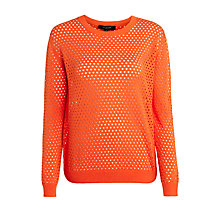 Buy Selected Femme Waffle Knit Online at johnlewis.com