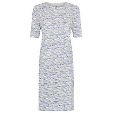 Buy People Tree Sarita Dress, Blue Online at johnlewis.com