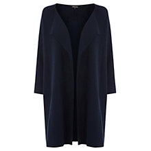 Buy Warehouse Coatigan, Navy Online at johnlewis.com