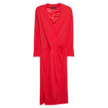 Buy Violeta by Mango Draped Dress Online at johnlewis.com