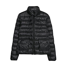 Buy Mango Foldable Water Repellent Jacket Online at johnlewis.com
