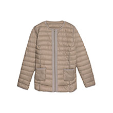 Buy Violeta by Mango Foldable Water Repellent Jacket Online at johnlewis.com