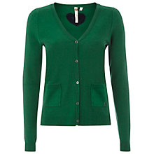 Buy White Stuff Forest Path Cardigan, Conifer Online at johnlewis.com