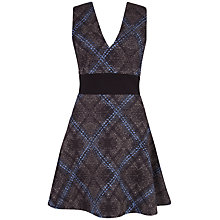Buy Almari V-Neck and V-Back Dress, Multi Online at johnlewis.com