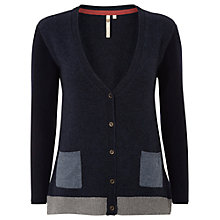 Buy White Stuff Maple Cardigan, Nightshade Online at johnlewis.com