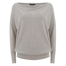 Buy Mint Velvet Cowl Batwing Top Online at johnlewis.com