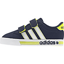 Buy Adidas Daily Team Rip-Tape Trainers Online at johnlewis.com