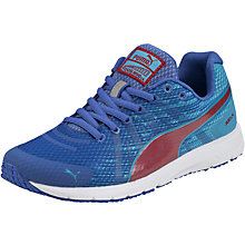 Buy Puma Children's Faas 300 V4 Trainers, Blue Online at johnlewis.com