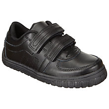 Buy John Lewis Islington Toe Bump Shoes, Black Online at johnlewis.com