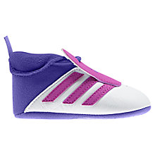 Buy Adidas Relino Baby & Toddler Trainers Online at johnlewis.com
