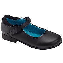 Buy John Lewis Kensington Plain Mary-Jane Pumps, Black Online at johnlewis.com