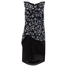 Buy Mint Velvet Annabel Print Hook Up Dress, Multi Online at johnlewis.com