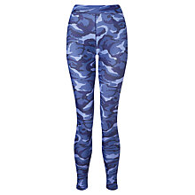 Buy Human Performance Engineering® HPE Combat Compression Leggings, Blue Online at johnlewis.com