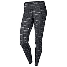 Buy Nike Epic Printed Running Tights Online at johnlewis.com