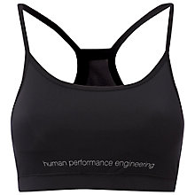 Buy Human Performance Engineering® HPE Formula40™ Yoga Bra, Black Online at johnlewis.com