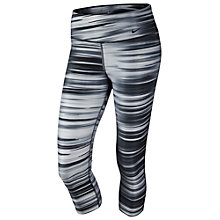 Buy Nike Legend 2.0 Swift Tight Capri Pants Online at johnlewis.com
