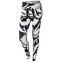 Buy Nike Legend 2.0 Floe Print Running Tights Online at johnlewis.com