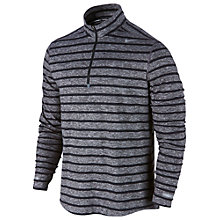 Buy Nike Long Sleeve Element Half Zip Top, Black Online at johnlewis.com