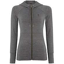 Buy Human Performance Engineering® HPE UV-Stretch™ Hoodie, Grey Online at johnlewis.com