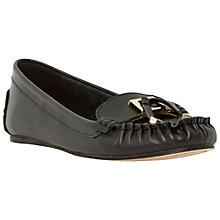 Buy Dune Goslin Leather Loafers Online at johnlewis.com