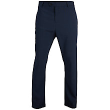 Buy Selected Homme Five Cropped Mylo Trousers, Black Online at johnlewis.com