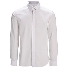 Buy Selected Homme One Jan Shirt, White Online at johnlewis.com