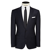 Buy BOSS Hold Slim Fit Suit Jacket, Navy Online at johnlewis.com