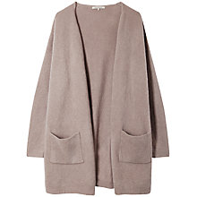 Buy Gerard Darel Knitted Cardigan, Beige Online at johnlewis.com