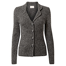 Buy East Moss Stitch Wool Blazer, Ash Online at johnlewis.com