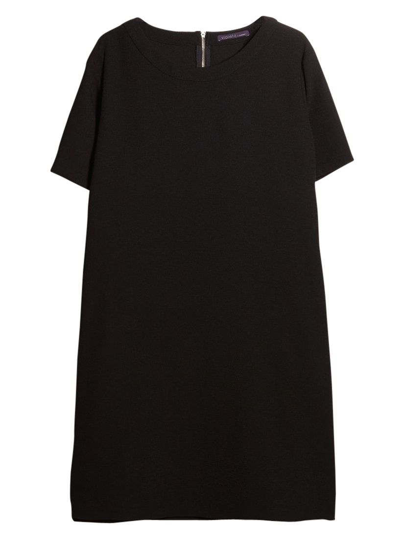 violeta by mango minimal dress black, violeta, mango, minimal, dress, black, violeta by mango, 22|18|20|14|16, women, plus size, womens dresses, 1819159