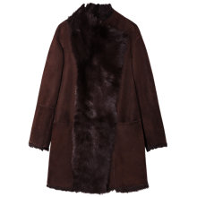 Buy Gerard Darel Coat, Brown Online at johnlewis.com