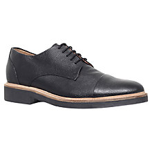 Buy KG by Kurt Geiger Sterling Derby Shoes, Black Online at johnlewis.com