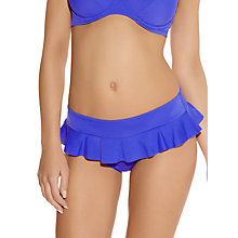 Buy Freya In the Mix Latino Bikini Briefs, Blue Online at johnlewis.com