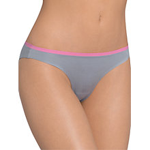 Buy Sloggi Wow Mini Briefs, Grey Online at johnlewis.com