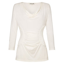 Buy Damsel in a dress Plume Top, Cream Online at johnlewis.com
