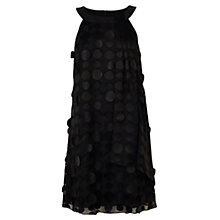 Buy Coast Carita Dress, Black Online at johnlewis.com