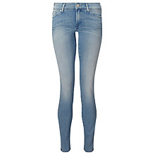 Buy 7 For All Mankind Cristen Jeans, Silver Lake Online at johnlewis.com