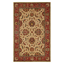Buy Living Treasures Rug, Ivory/Rust Online at johnlewis.com
