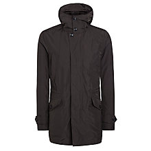 Buy Woolrich John Rich & Bros. Steam Coat, Faded Black Online at johnlewis.com