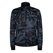 Buy Woolrich John Rich & Bros. Reverse Camouflage Print Jacket, Navy Online at johnlewis.com