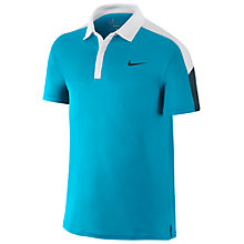 Buy Nike Team Court Tennis Polo Shirt Online at johnlewis.com
